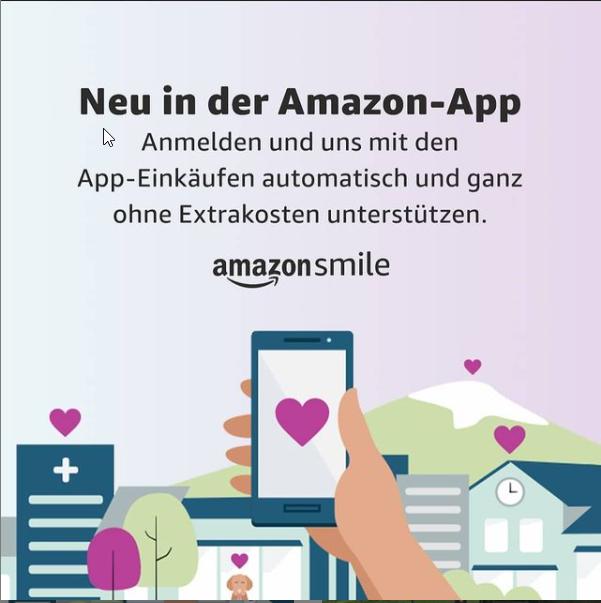 TV Kruft bei Amazon Smile